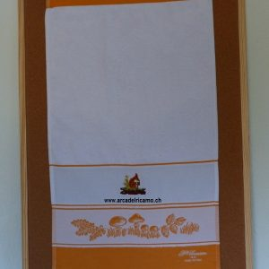 Asciugamano Codice 2007