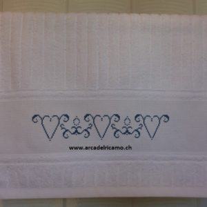 1° Asciugamano     Codice  ASBRC - Copia